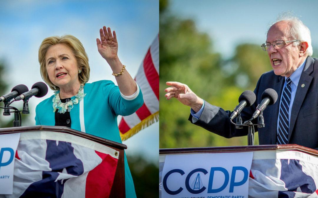 Bianna Golodryga: Sanders Vs. Clinton: Supporter & Donor Breakdown