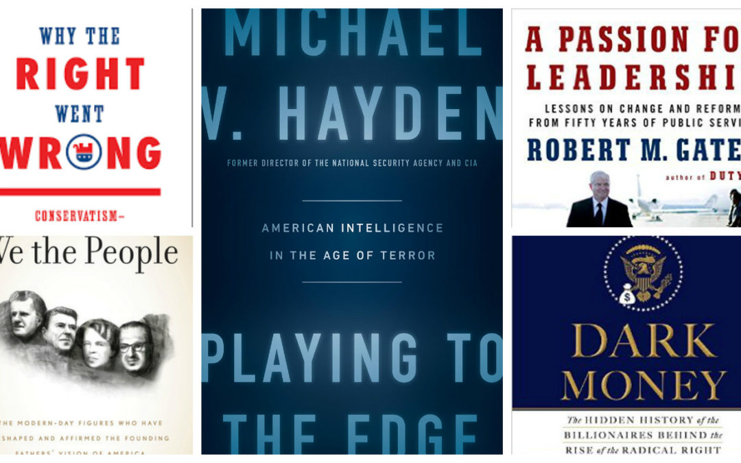 5 Political Books For Insight This Election Season
