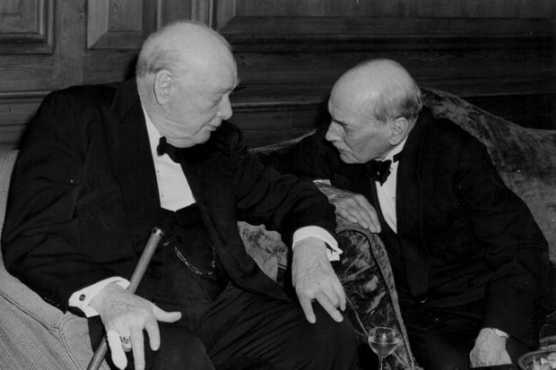 Sir Winston Churchill and Earl Clement Attlee (Image: Keystone/Hulton Archive/Getty)
