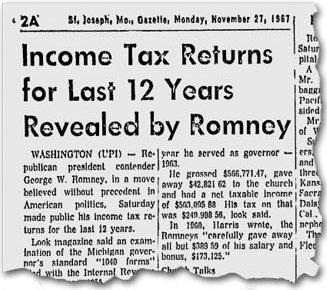 Bianna-Golodryga-Romney tax reurns