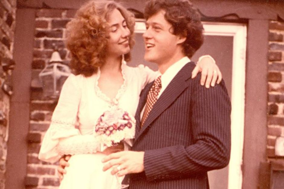 Bill-Hillary-Clinton-Wedding-1975