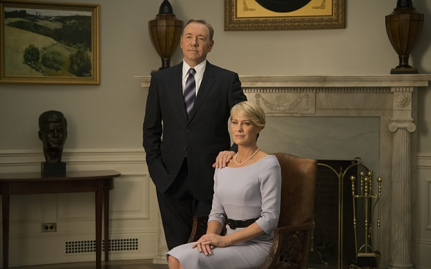 HOUSE OF CARDS - SEASON 3 - SERIES 3 - HANDOUT .... _DG25488.NEF